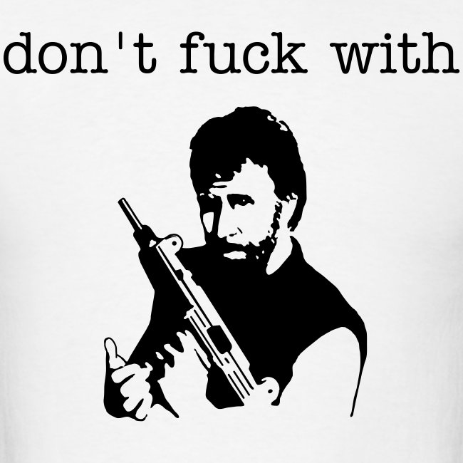 dont fuck with chuck