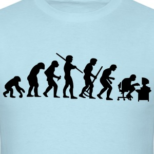 De-evolution - VECTOR T-Shirts - Men's T-Shirt