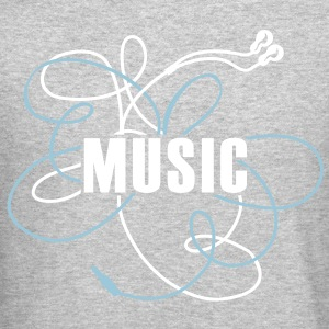 music Long Sleeve Shirts - Crewneck Sweatshirt