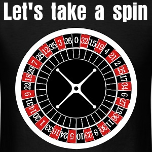 Let's Take A Spin - Men's T-Shirt