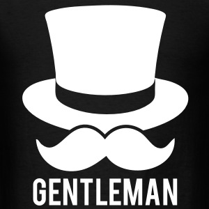 The Gentleman T-Shirts - Men's T-Shirt