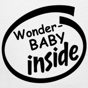 wonderbaby inside - Women's T-Shirt