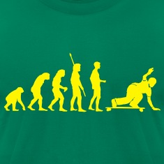 Evolution Downhill Skateboard Longboard Skater  T-Shirts