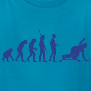 Evolution Downhill Skateboard Longboard Skater  Kids' Shirts - Kids' T-Shirt