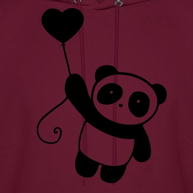 Panda Hoodie! (AlissaPanda on sleeve)