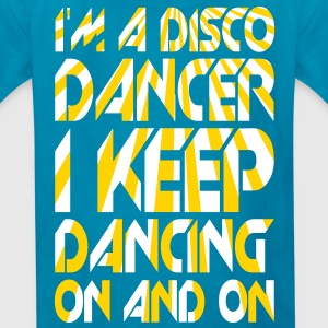 disco dancer Kids' Shirts - Kids' T-Shirt