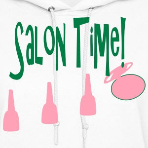 salon_time2 Hoodies - Women's Hoodie