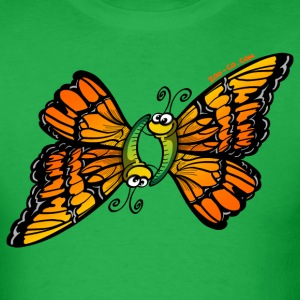Butterflies 69 T-Shirts - Men's T-Shirt
