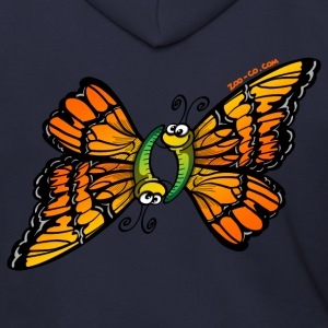 Loving Butterflies Men's Zipper Hoodies - Men's Zip Hoodie