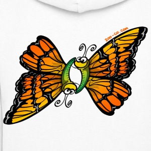 Loving Butterflies Women's Hooded Sweatshirts - Women's Hoodie