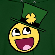 St Patricks Day Smiley