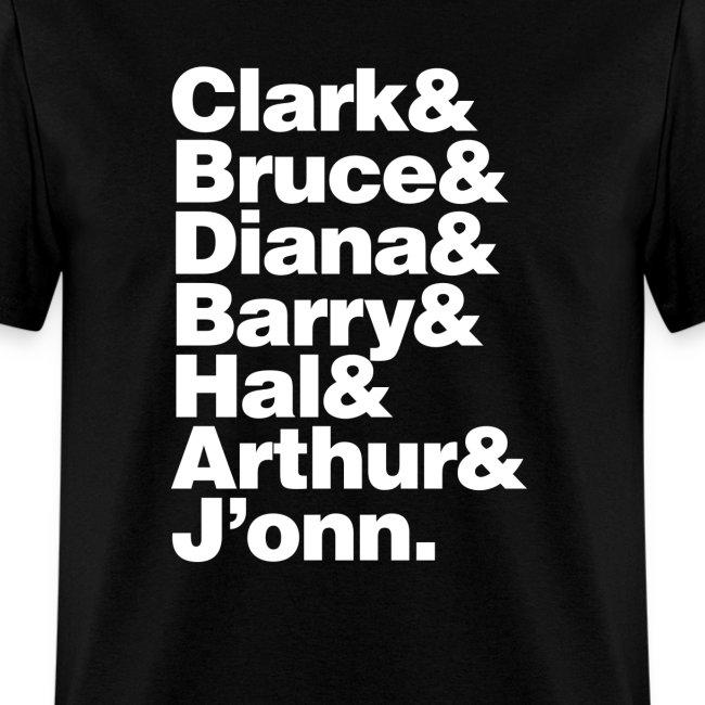 JLA - America's League of Justice