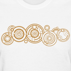 Doctor Who Gallifrey Name Women's T-Shirts - Women's T-Shirt
