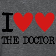 I Heart The Doctor Women's T-Shirts