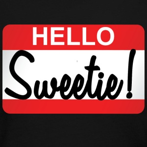 Doctor Who River Song Hello Sweetie Long Sleeve Sh - Women's Long Sleeve Jersey T-Shirt