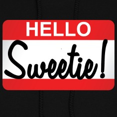 Doctor Who River Song Hello Sweetie Hoodies