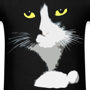 Black Cat - Men's T-Shirt