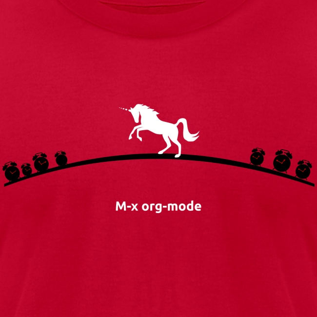 M-x org-mode ;; AApparel red