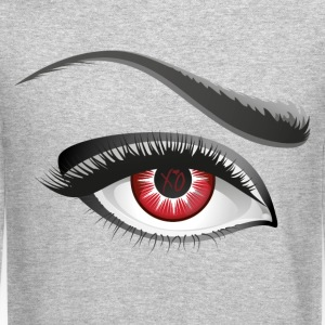 XO Red Eye Long Sleeve Shirts - Crewneck Sweatshirt
