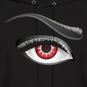 XO Red Eye Hoodies - Men's Hoodie
