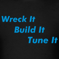 Design ~ Wreck It Build It Tune It