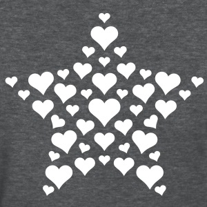 Heart star Women's T-Shirts - Women's T-Shirt