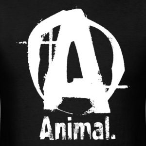 Animal tee. - Men's T-Shirt