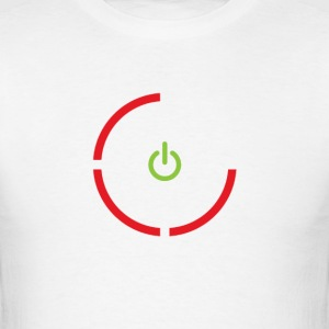Red Ring Of Death Tee - Men's T-Shirt
