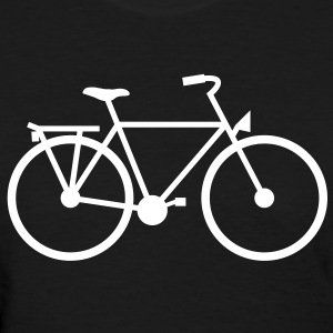 Bicycle Women's T-Shirts - Women's T-Shirt