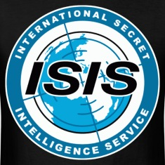 ISIS logo - Archer - TV T-Shirts