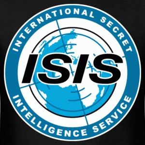 ISIS logo - Archer - TV T-Shirts - Men's T-Shirt