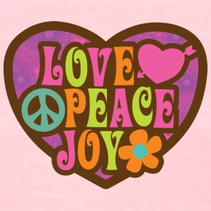 Love Peace Joy - Women's T-Shirt