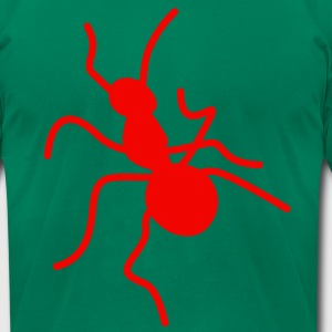 ant T-Shirts - Men's T-Shirt by American Apparel