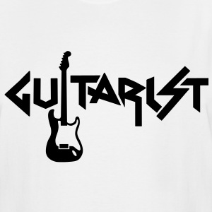 guitarist T-Shirts - Men's Tall T-Shirt