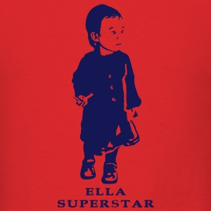 Ella Superstar - Men's T-Shirt