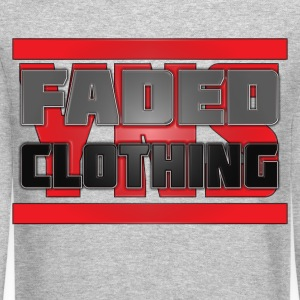 FAD3D CLOTHING Long Sleeve Shirts - Crewneck Sweatshirt