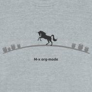 Design ~ M-x org-mode ;; gray