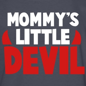 MOMMY's LITTLE DEVIL Kids' Shirts - Kids' Long Sleeve T-Shirt