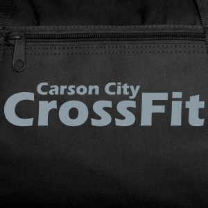 Carson City CrossFit Gym  Bag - Duffel Bag