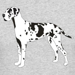 Great Dane - Men's Long Sleeve T-Shirt by Next Level