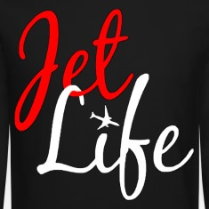 JET LIFE Long Sleeve Shirts
