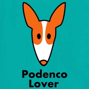 podenco_lover Zip Hoodies/Jackets - Unisex Fleece Zip Hoodie by American Apparel