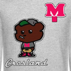 M BEAR Long Sleeve Shirts - Crewneck Sweatshirt