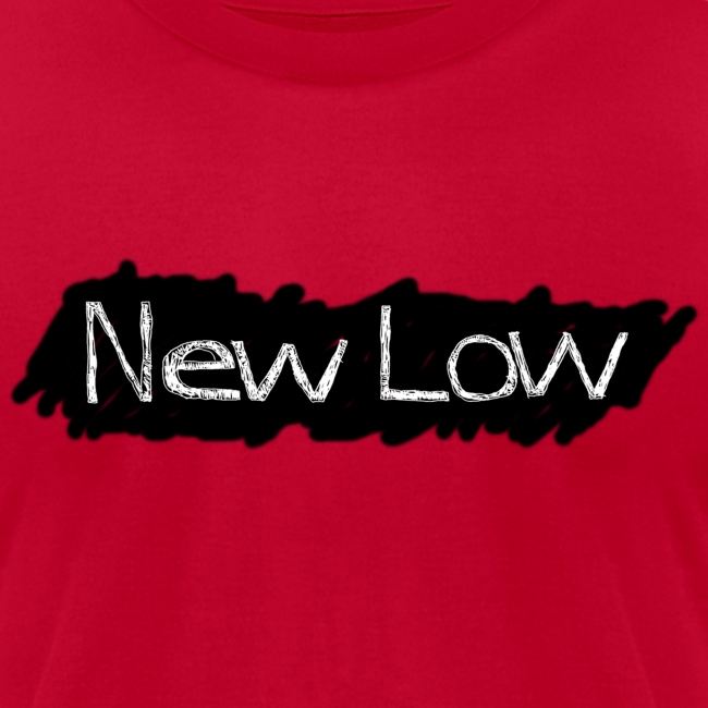 NEW LOW Shirt (American Apparel)