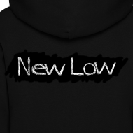 Design ~ NEW LOW Women's Hoodie