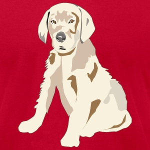 Retriever - Men's T-Shirt by American Apparel