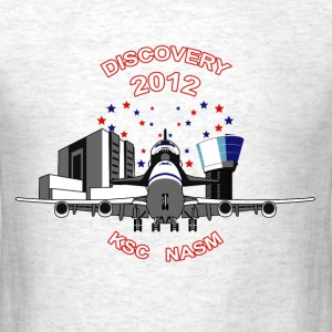 Discovery Commemoration T-Shirts - Men's T-Shirt