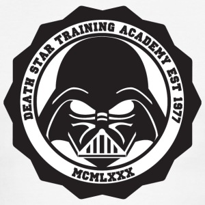 Death Star Academy - Men's Ringer T-Shirt