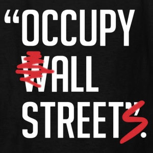 Occupy Kids' Shirts - Kids' T-Shirt