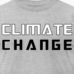 Climate Change T-Shirts